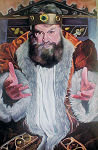Brian Blessed Plays Lear